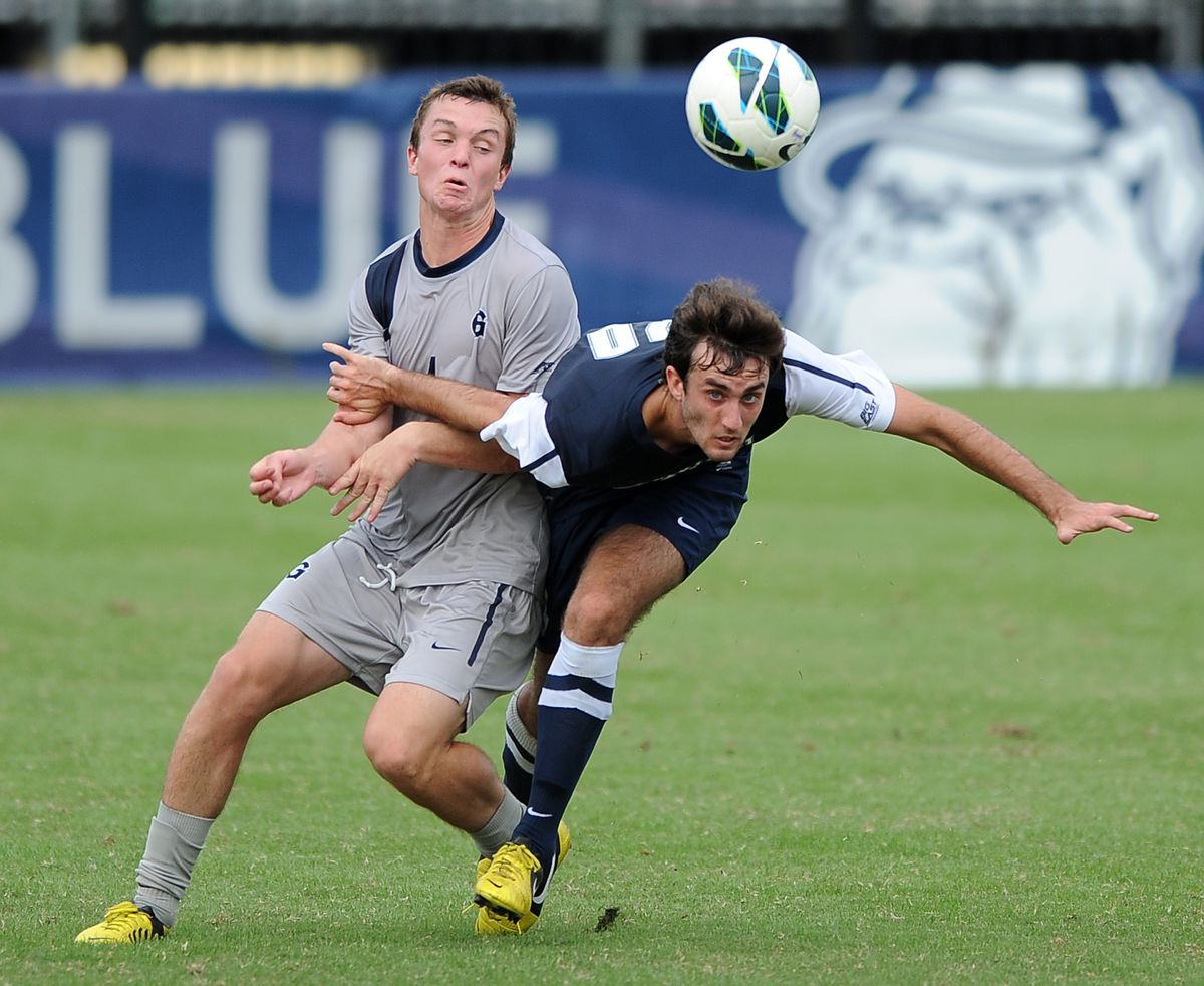 Connecticut v Georgetown Soccer