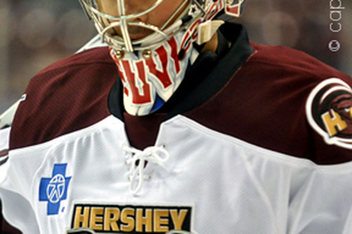 """via <a href=""""http://capsinpictures.blogspot.com/2010/05/hershey-bears-vs-manchester-monarchs.html"""">Caps In Pictures</a>"""