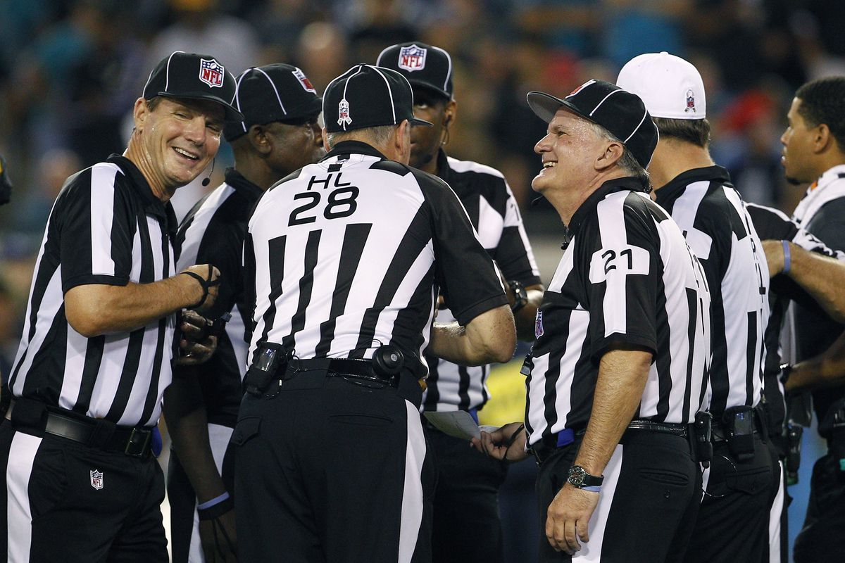 Are Nfl Referees Really Favoring Or Targeting Certain Teams Mile