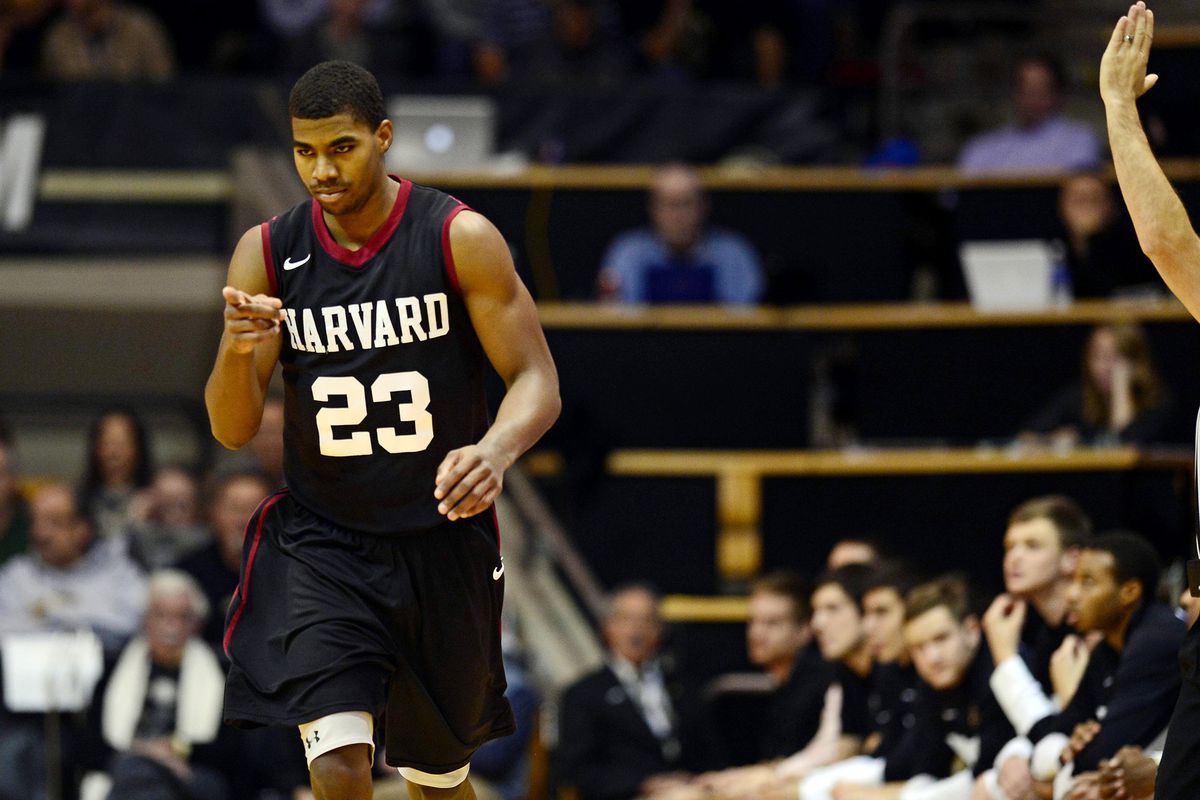Harvard earned its first road win of the season on Wednesday.