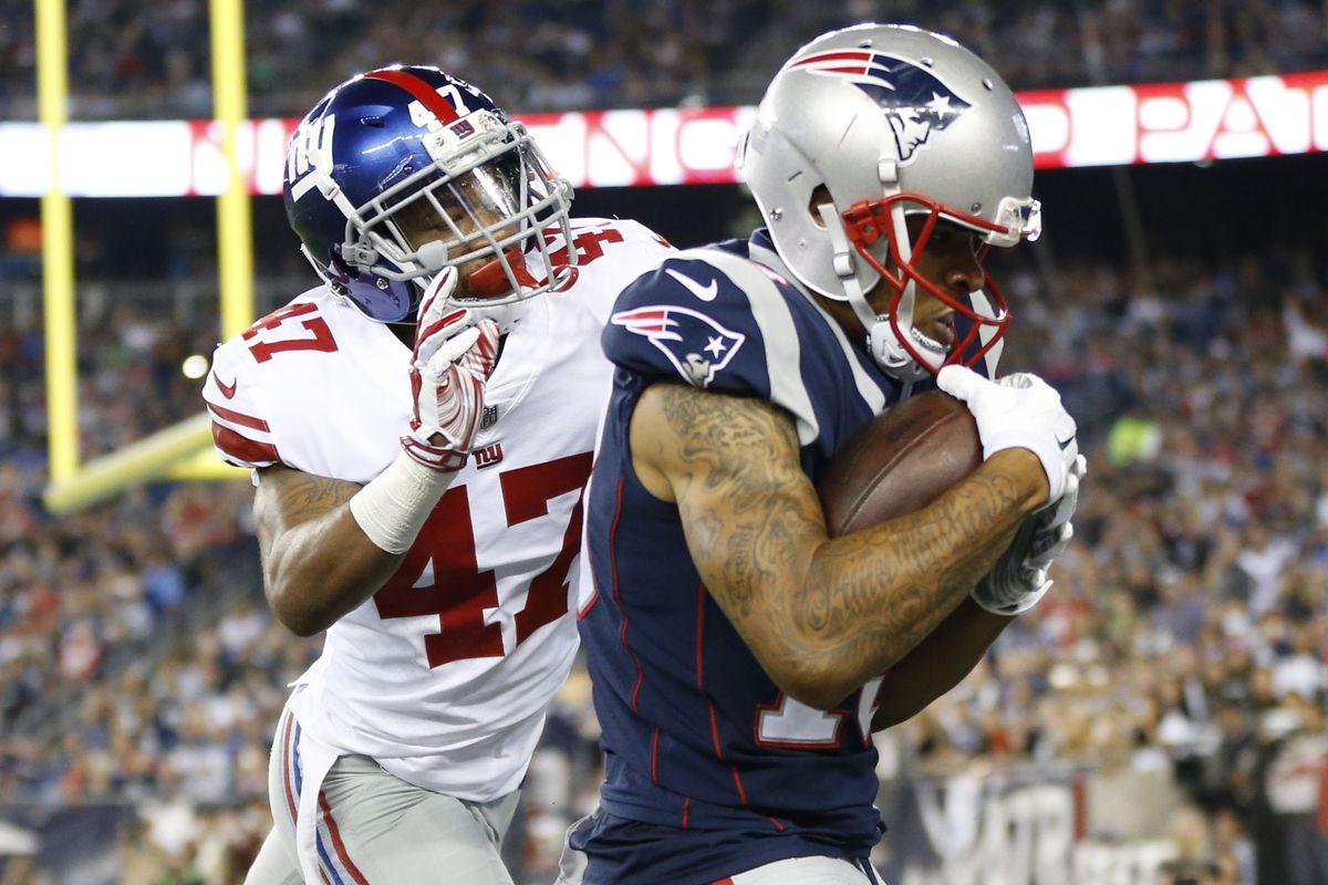 d699ee58d80 Preseason week 4 Patriots vs Giants  Game time
