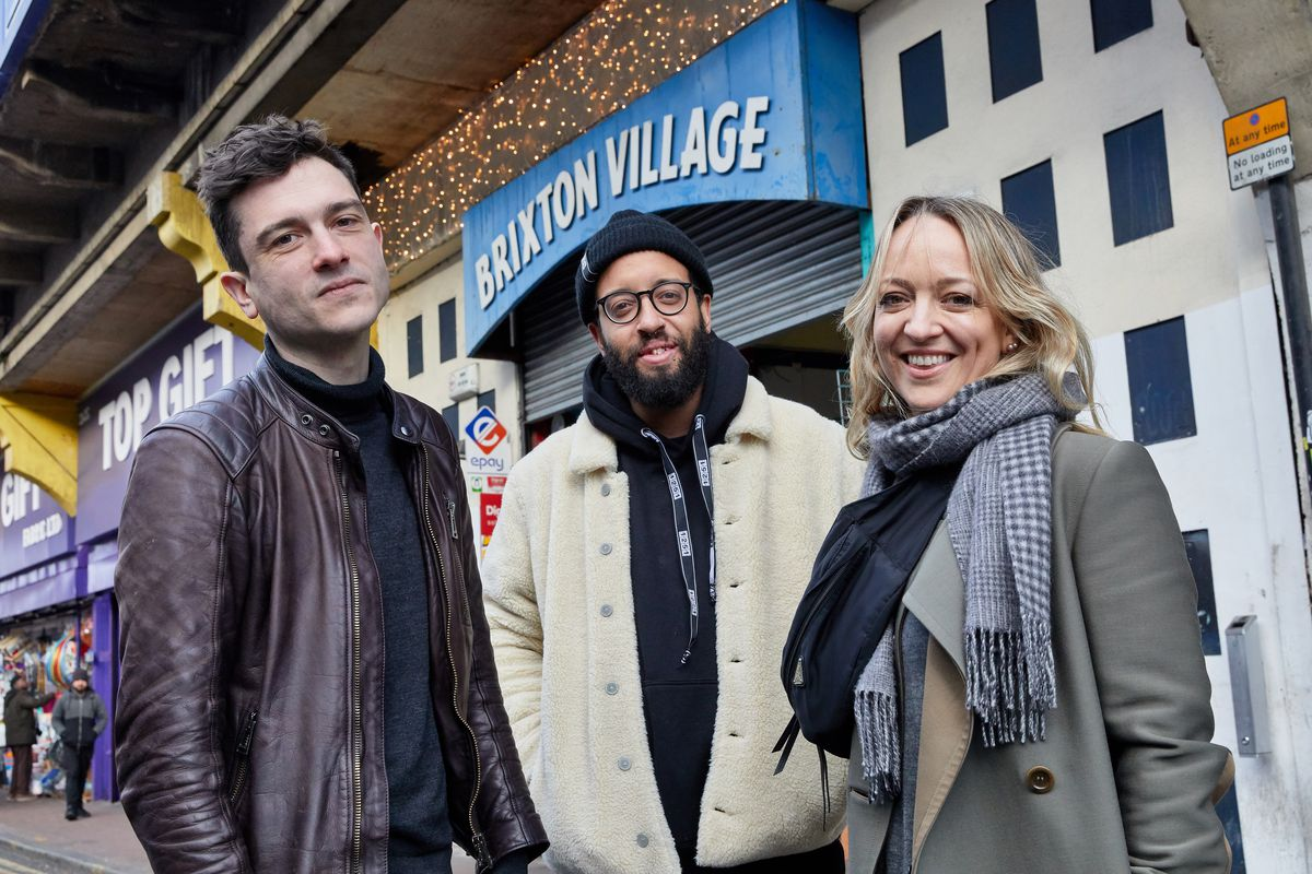 Brixton Village restaurant incubator launches with Great British Menu winner James Cochran and Royal Wedding baker Claire Ptak as judges