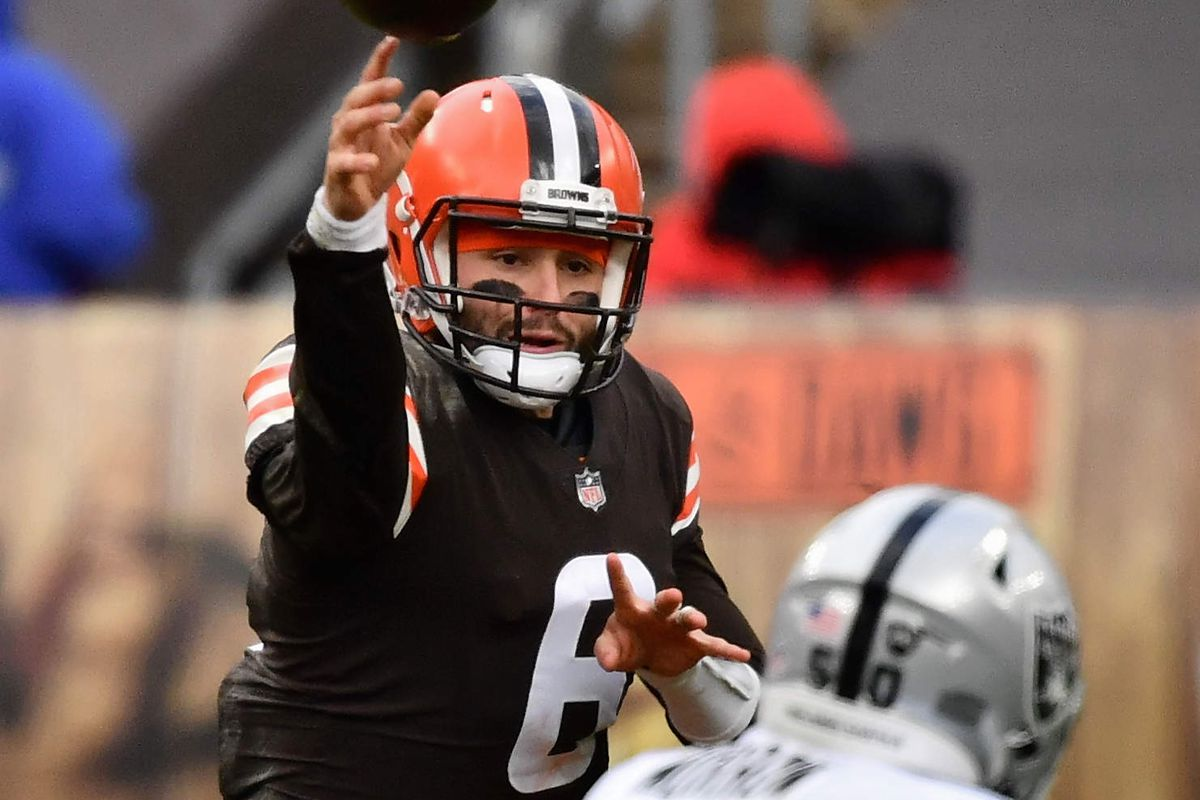 Baker Mayfield Covid 19 News Browns Qb Removed From Ir To Open Week 10 Practice Draftkings Nation