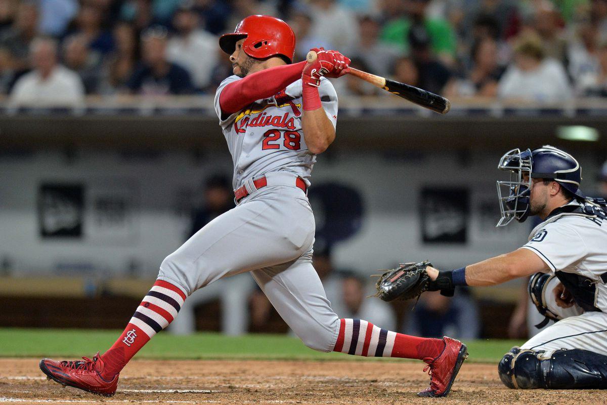 MLB: St. Louis Cardinals at San Diego Padres