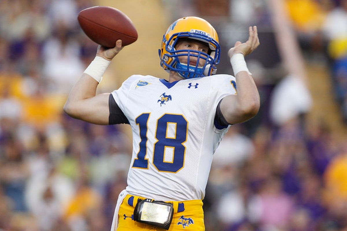 The QB the Cowboys have to replace...