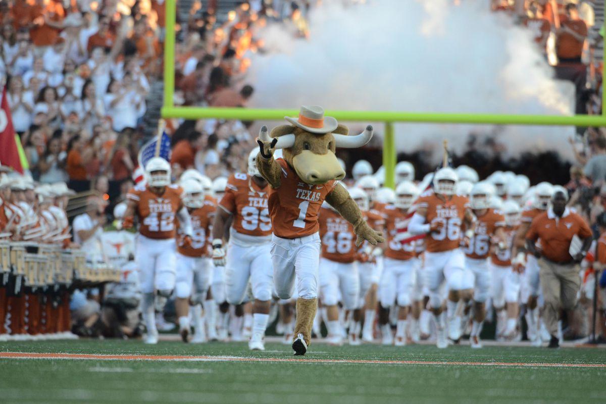 NCAA Football: Rice at Texas