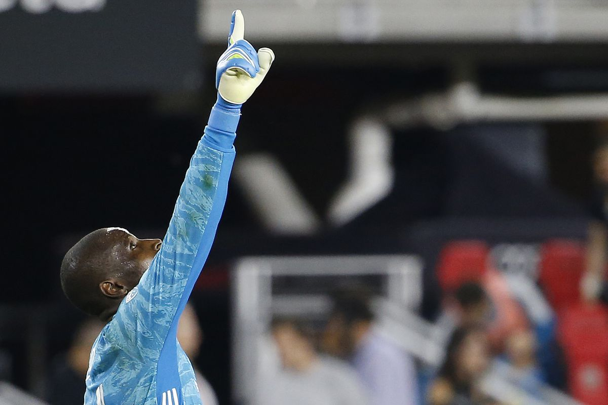 MLS: Seattle Sounders FC at D.C. United