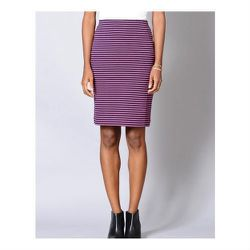 """<a href=""""http://shopbird.com/product.php?productid=27369&cat=703&manufacturerid=&page=1"""">Chinti & Parker breton rib skirt</a>, $39 (was $145)"""
