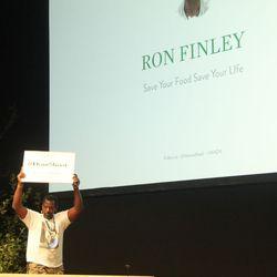 Urban gardener Ron Finley