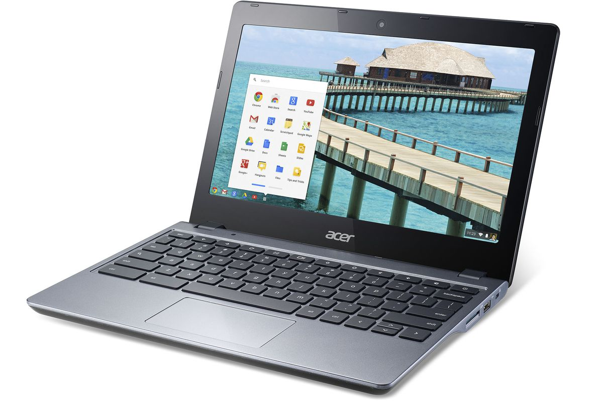 The first Chromebook with a Core i3 processor is here - The Verge