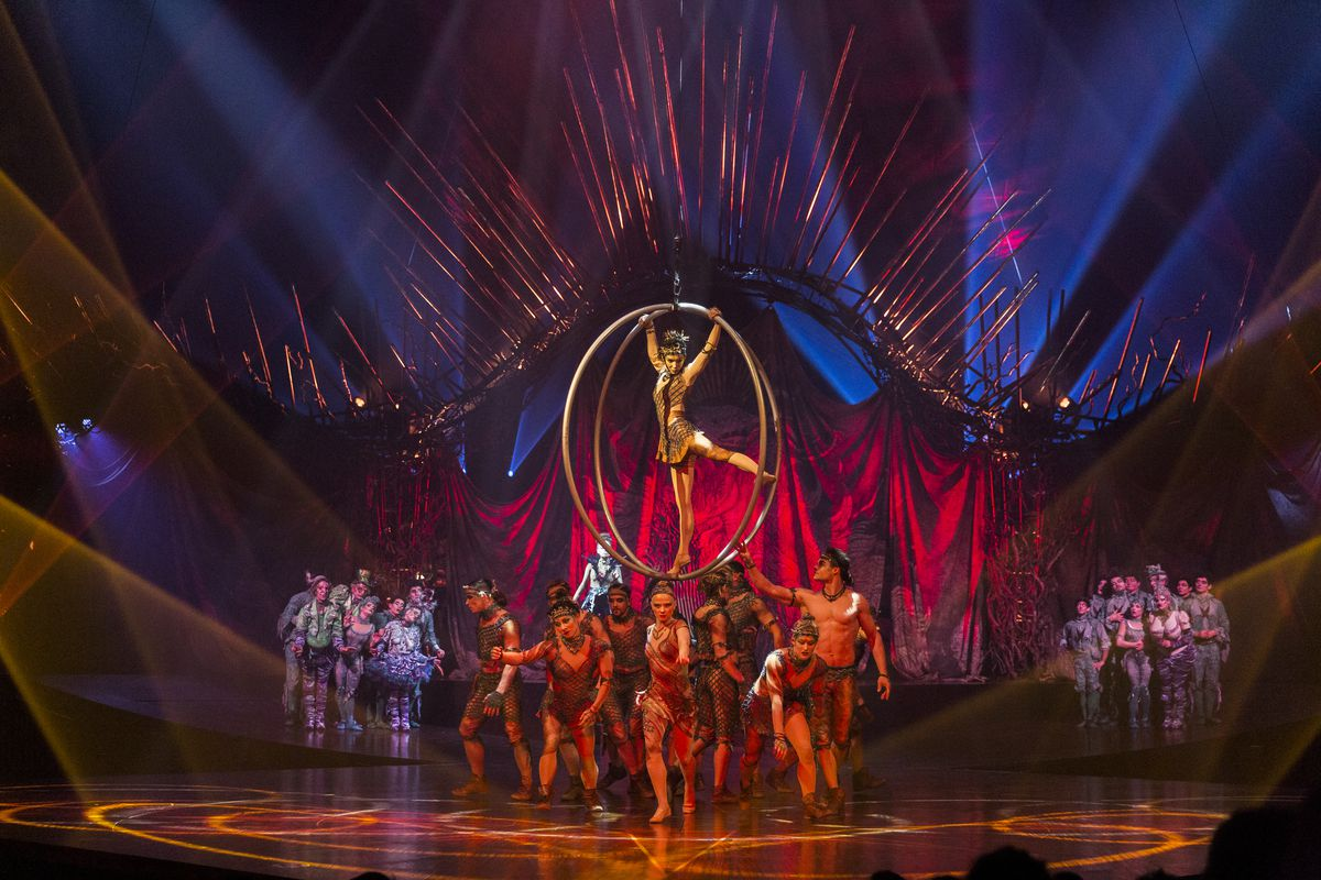 Cirque du Soleil's 'Alegria' revival heading to Chicago