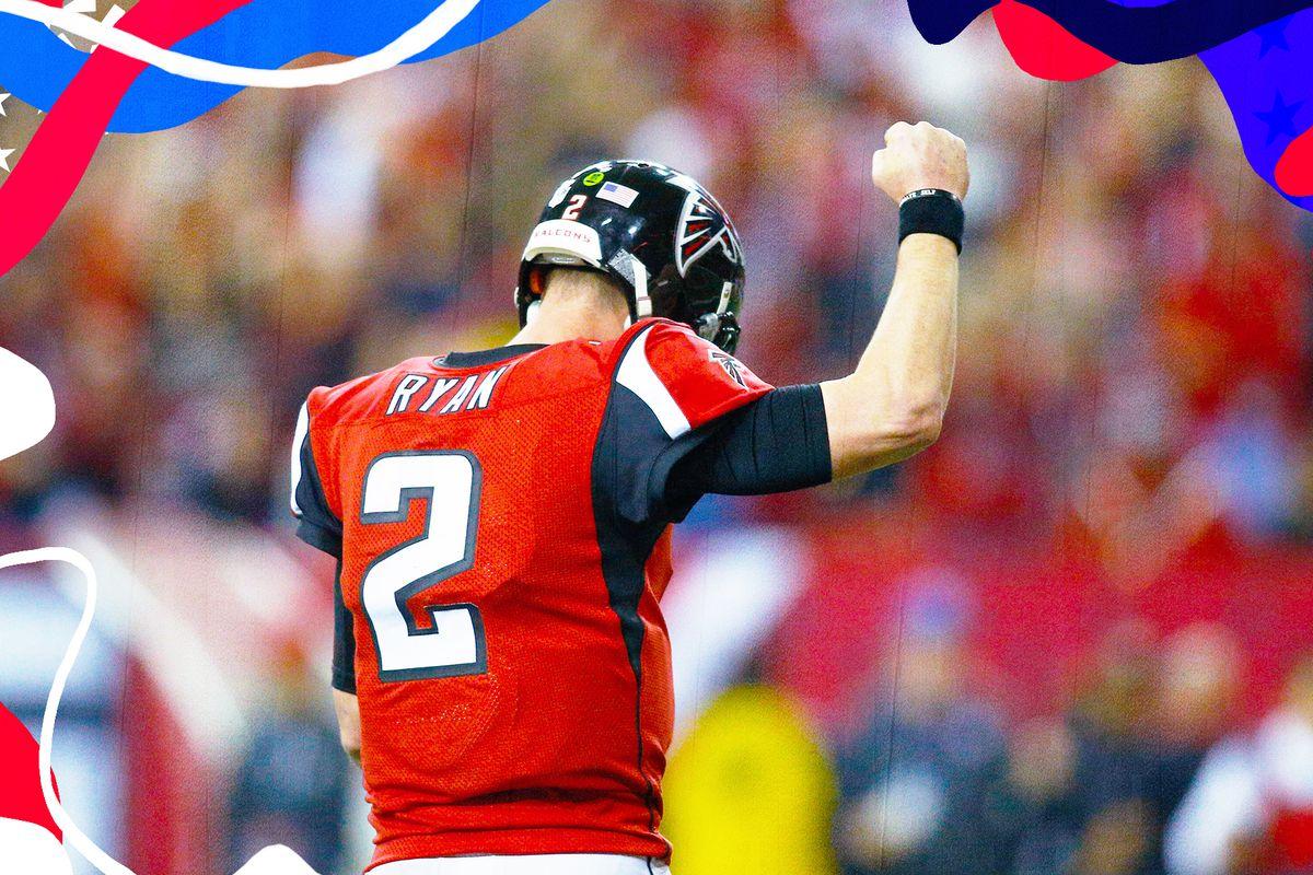 c16289fb Matt Ryan is the NFL's most underappreciated quarterback this decade ...