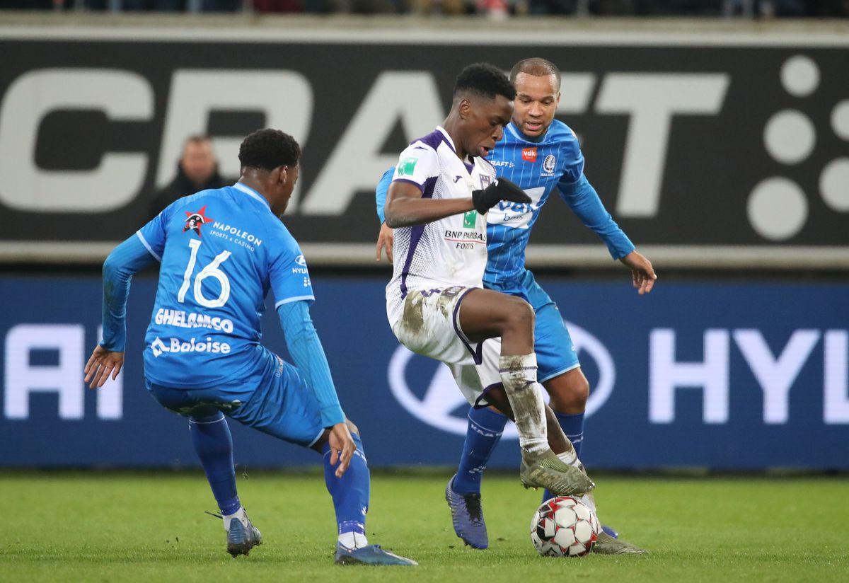 KAA Gent v RSC Anderlecht - Jupiler Pro League