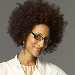 """She doesn't have a restaurant now, but Carla Hall of """"The Chew"""" is all DC - or at least, Wheaton."""