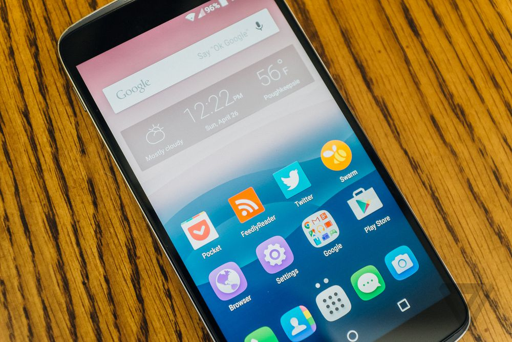 Alcatel Onetouch Idol 3 review | The Verge