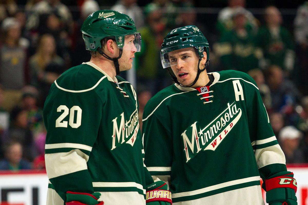 NHL: DEC 11 Blues at Wild