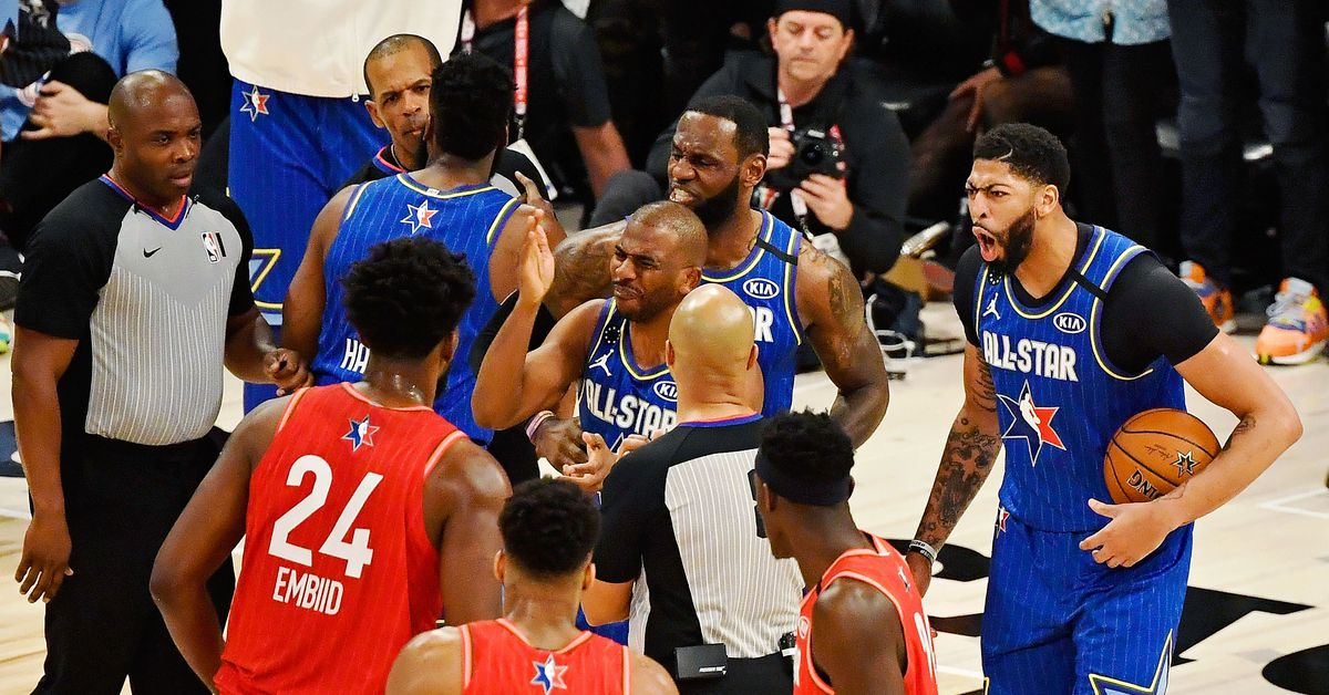 The new NBA All-Star Game format was totally bonkers and amazing