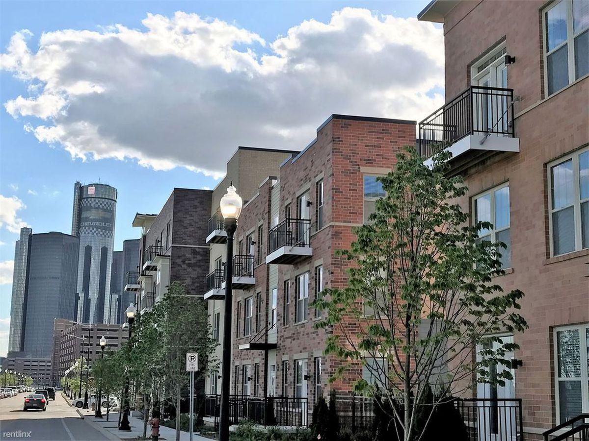 Detroit apartment comparisons riverfront edition curbed detroit for 2 bedroom apartments in downtown detroit