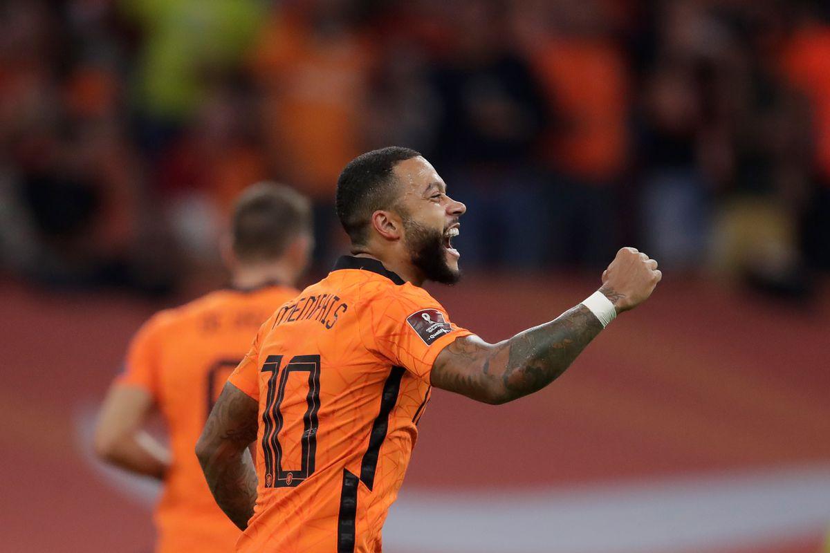 Holland v Turkey -World Cup Qualifier