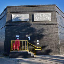 The Original Cult Headquarters.