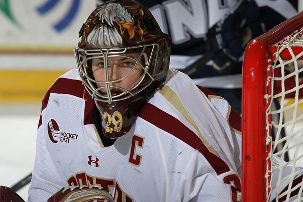 Standout goaltender Corinne Boyles left some big shoes to fill after graduating. Who will step in?