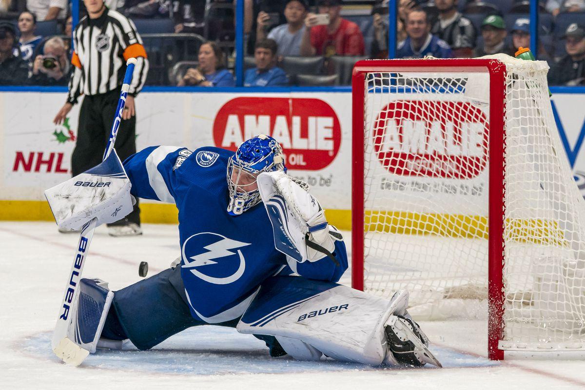 NHL: DEC 17 Senators at Lightning