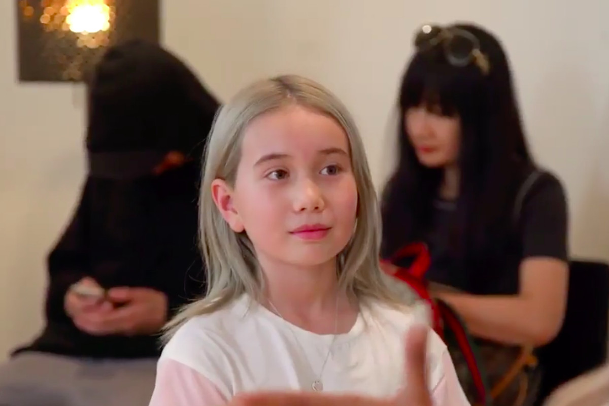 Lil Tay's Instagram account posts disturbing abuse