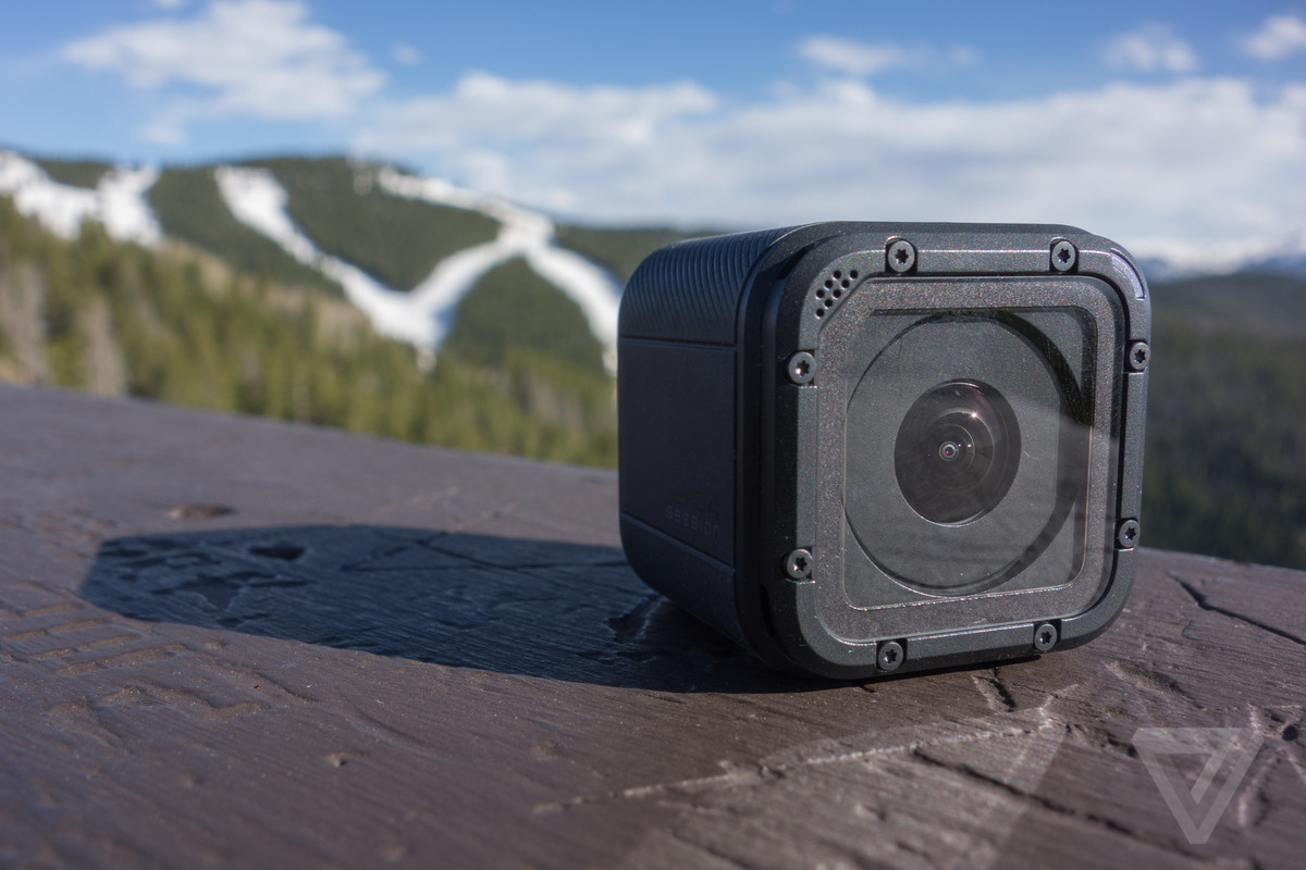 GoPro will replace the original Hero Session with a new entry-level camera  in 2018 - The Verge