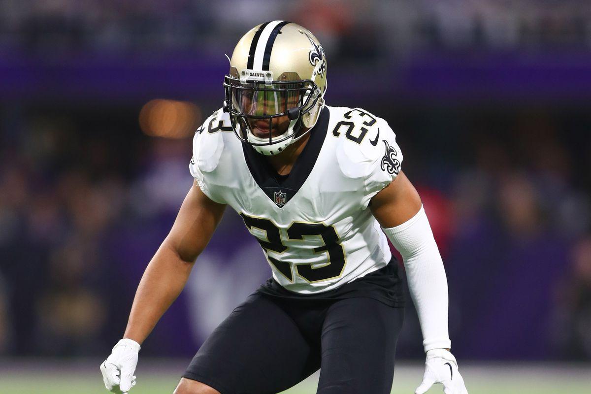 b7ee16b61e8 NFL Defensive Rookie of the Year: Why Saints CB Marshon Lattimore ...