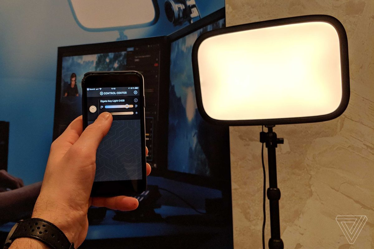 Elgato announces a professional $199 light rig for streamers