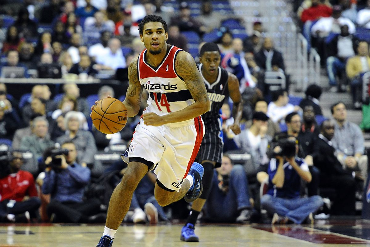 Examining Glen Rice Jr s Success Since Returning To The NBA D
