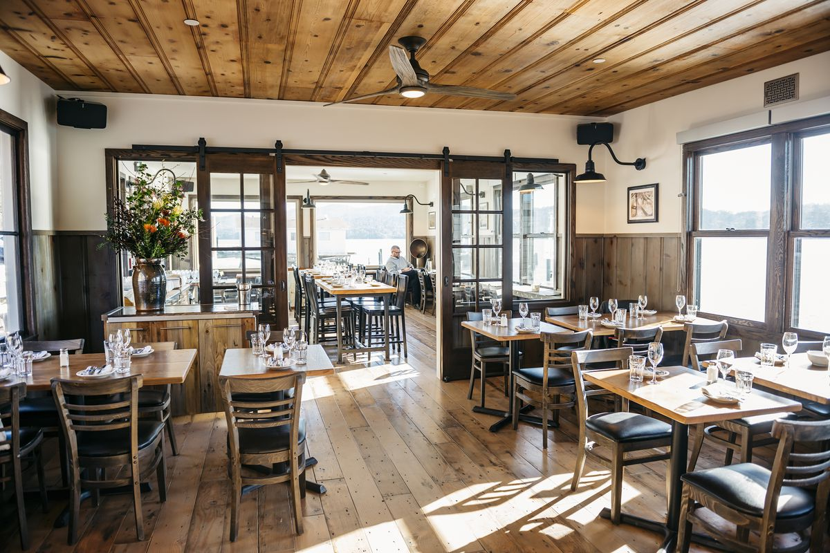 Hog Island Oyster Co Reopens Tomales Bay Restaurant Tony S