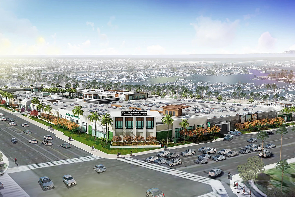 Tenants announced for Long Beach's new shopping mall at Second, PCH