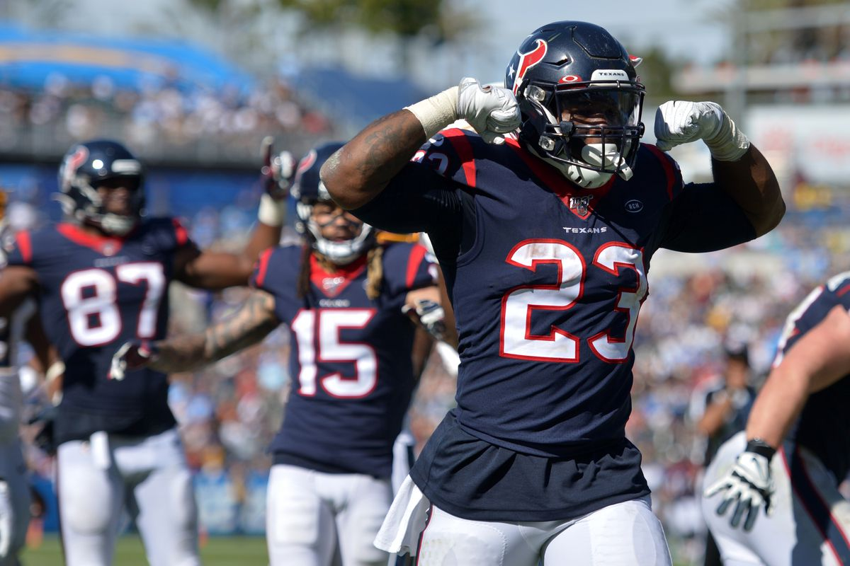 NFL: Houston Texans at Los Angeles Chargers