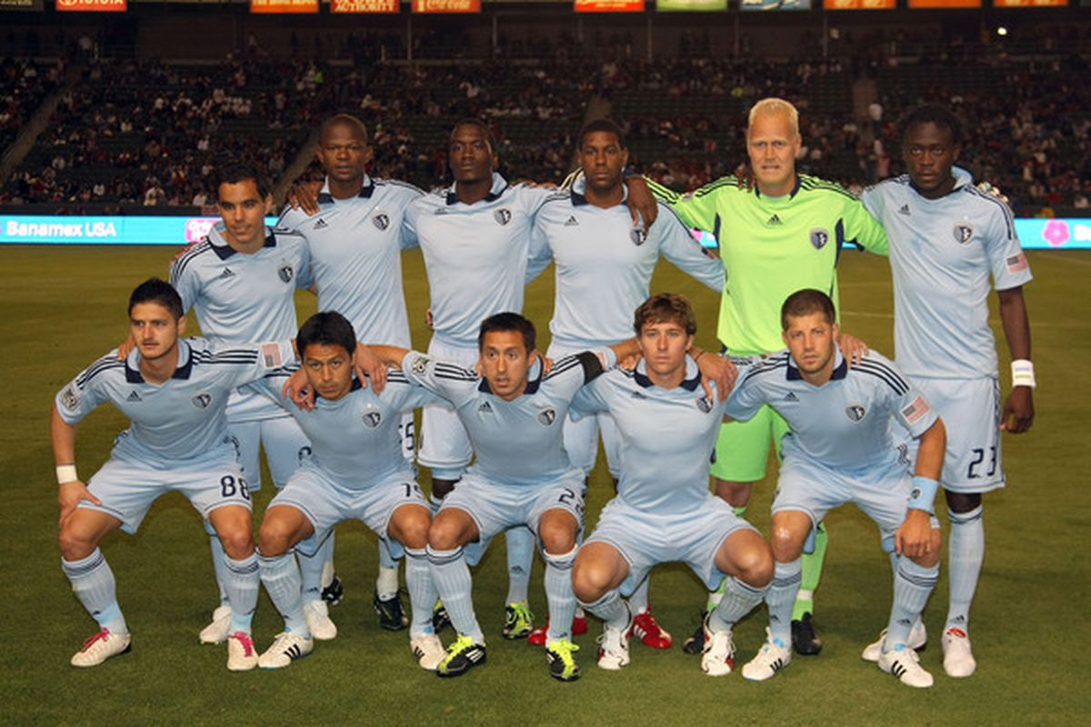 Five of those starters are new to <strong>Sporting KC</strong> altogether this year. Forward <strong>Omar Bravo</strong> had the best showing of the crew, but there were others that impressed, as well.