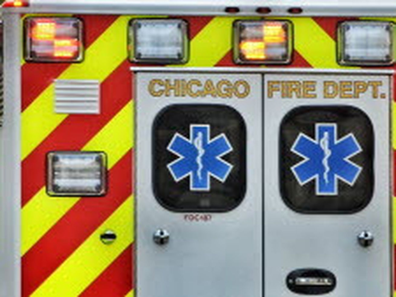 A man suffered head trauma and hurt his knee when he fell from a balcony in the Loop Oct. 31, 2019.
