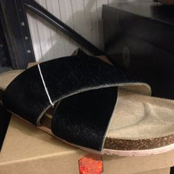 Charlotte Stone sandal, $98 (was $158)