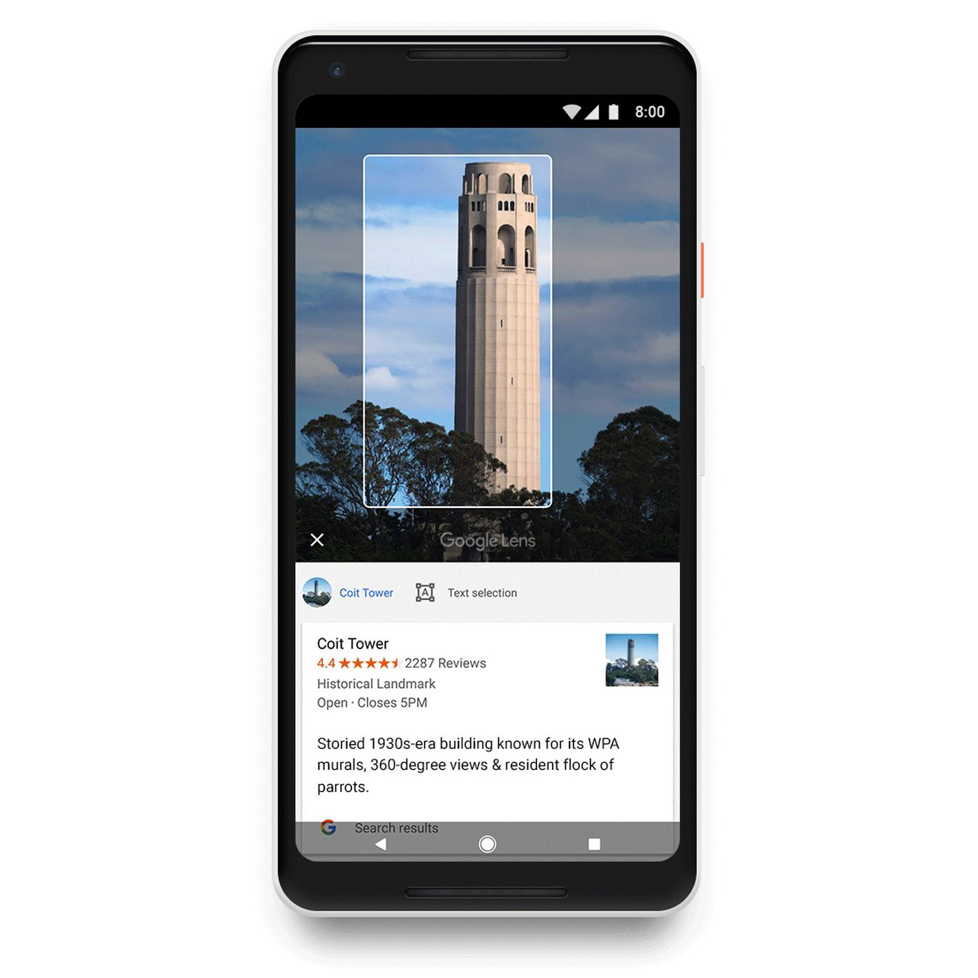Google Lens is now available on iOS - The Verge