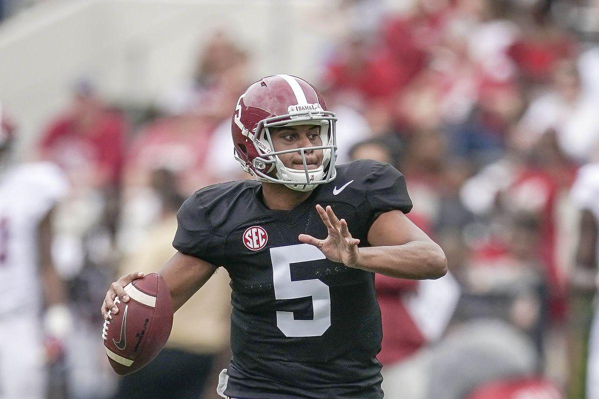 Alabama Football A Day 2019 Freshman Recap Roll Bama Roll