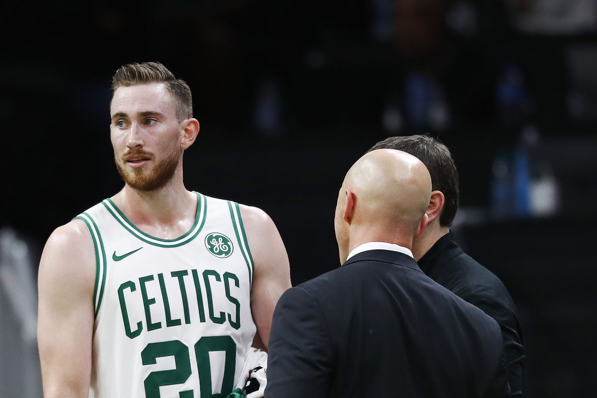 Image result for gordon hayward celtics 2019-20