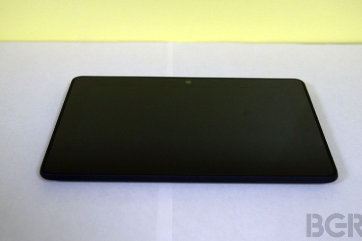 Kindle Fire HD 2 (FROM BGR)