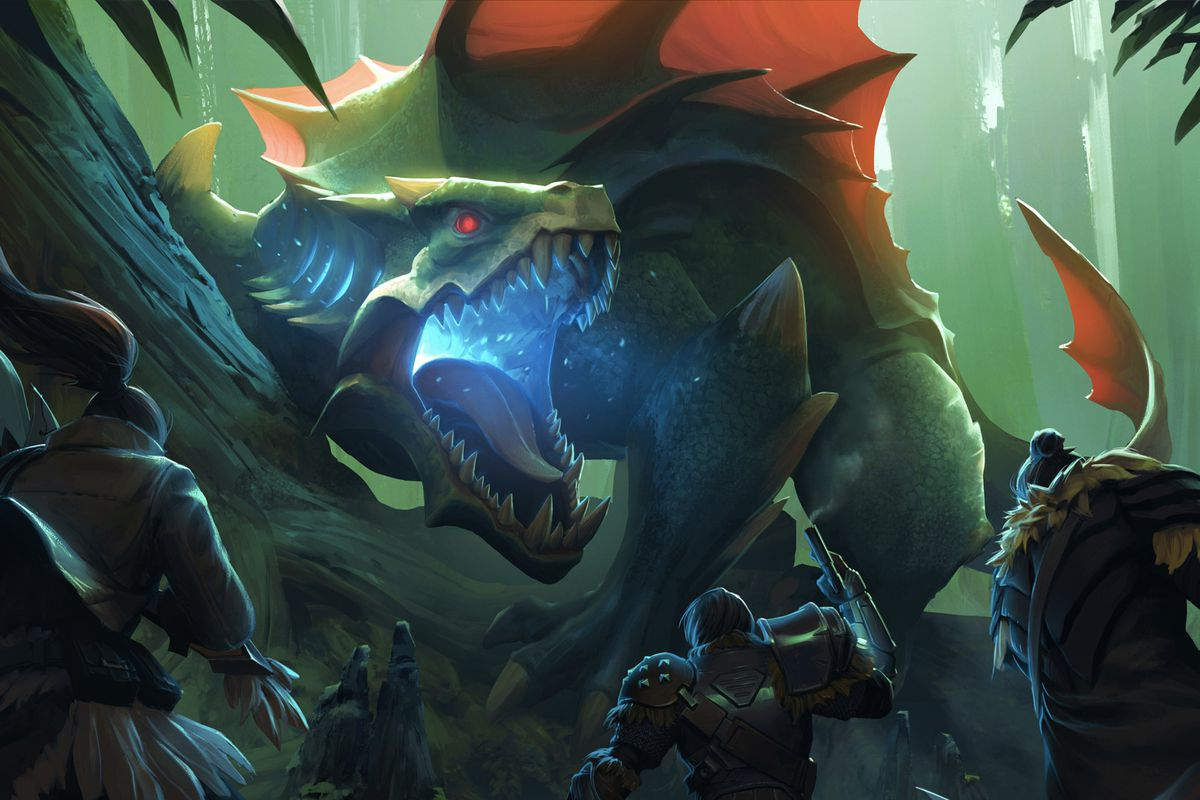Dauntless developers not worried about competing with for Decoration list monster hunter world