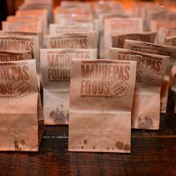 Duck skin from Maurepas Foods