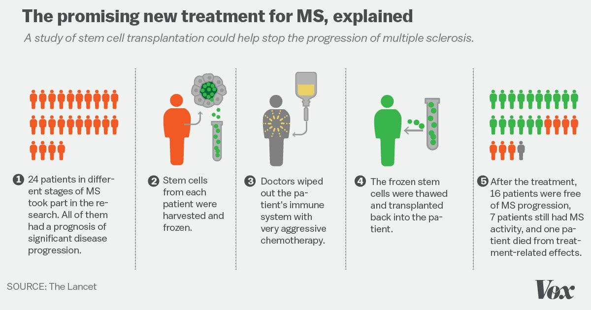 This Isn T Hype Canadian Doctors Just Reversed Severe Ms