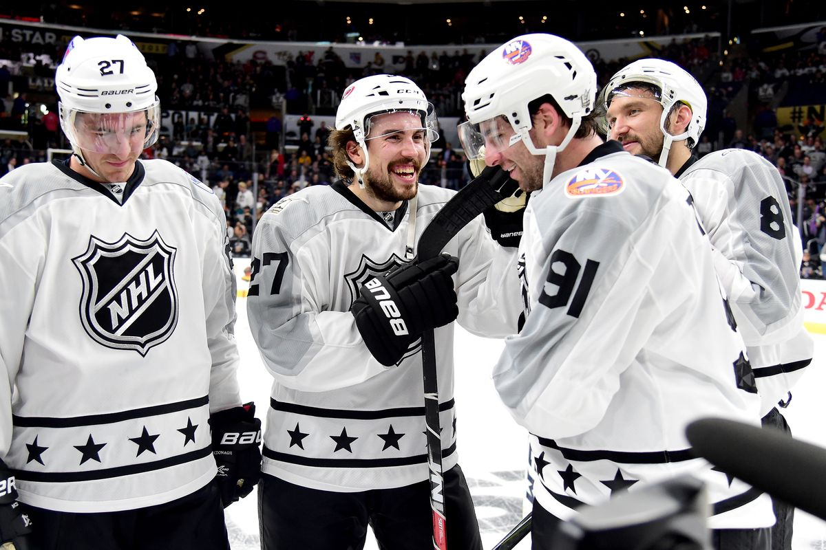2017 Honda NHL All-Star Tournament Final - Pacific vs. Metropolitan