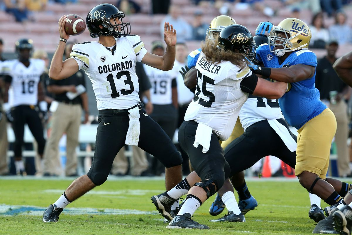 Sefo Liufau cannot afford costly turnovers if the Buffs are to finally get over the hump.