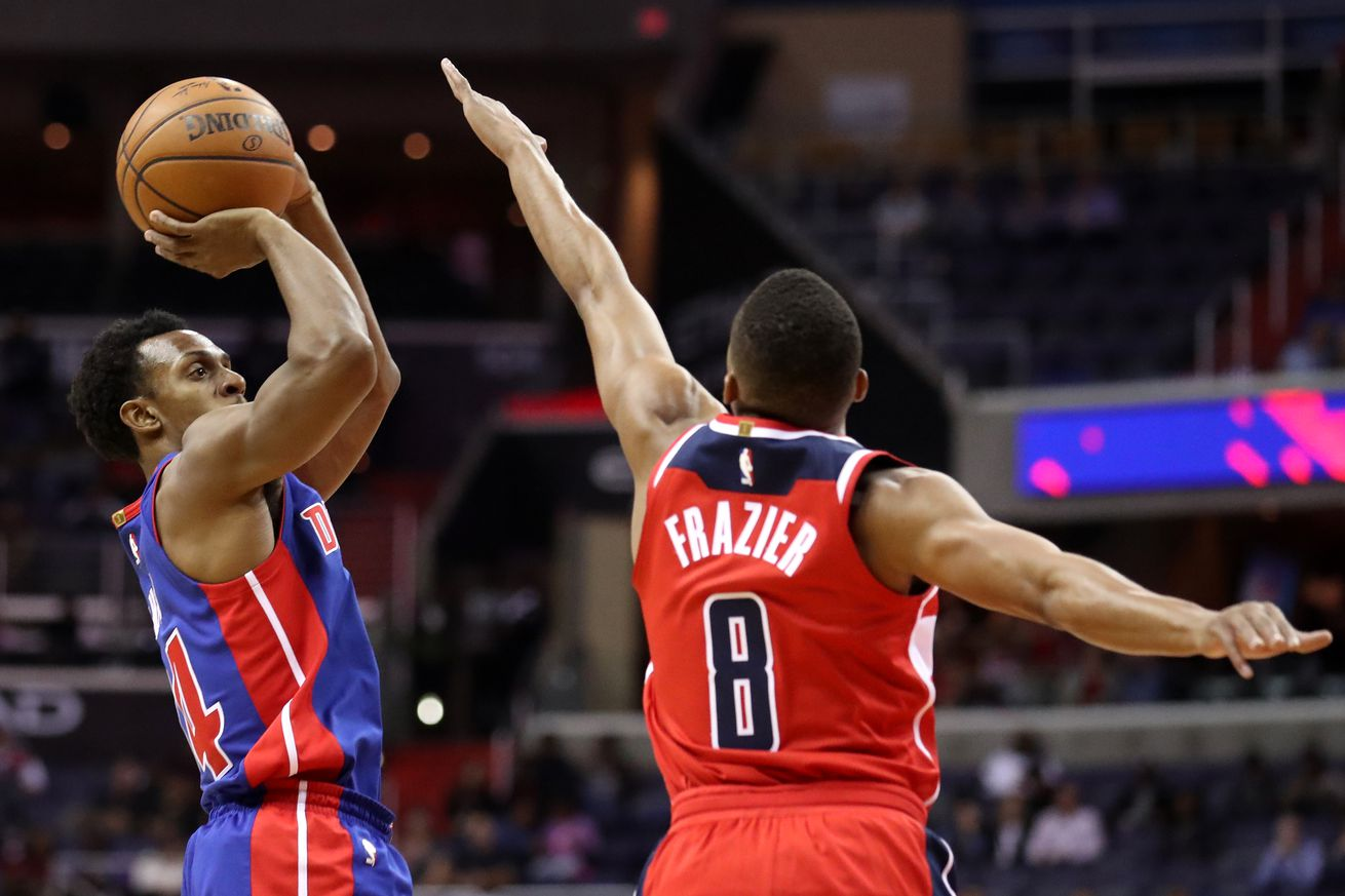 Wizards still searching for defensive consistency