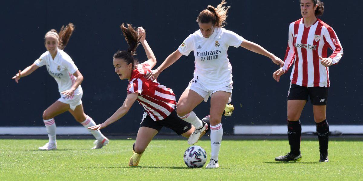 Las Blancas Podcast: Athletic Bilbao 1 - 3 Real Madrid Femenino — The Good Tactics Game