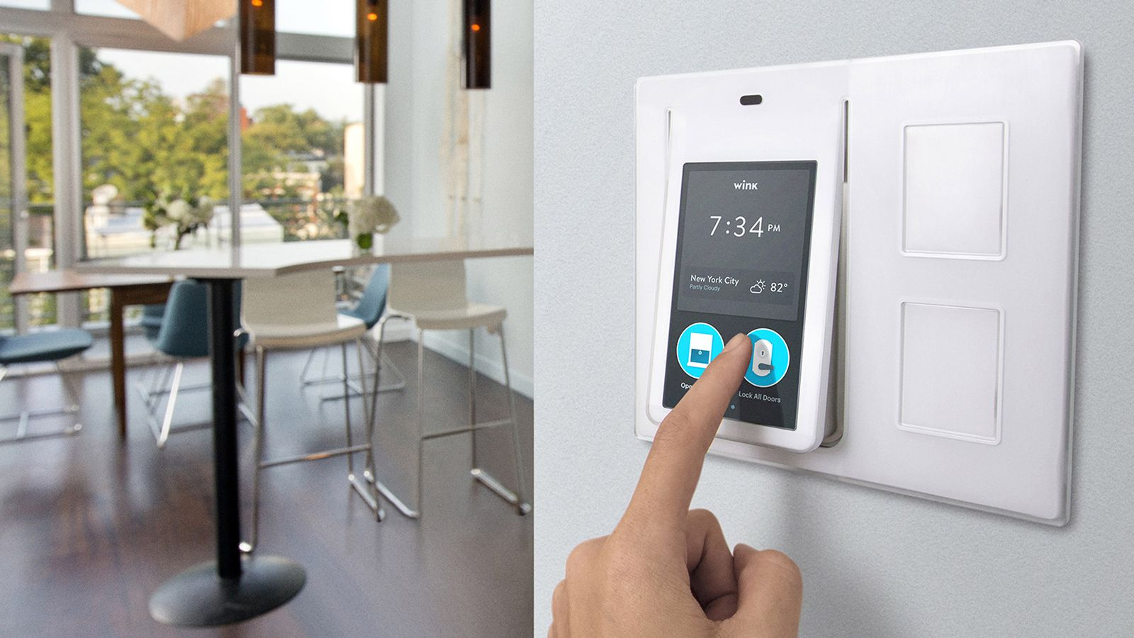 Smart home platform Wink has been acquired by will.i.am