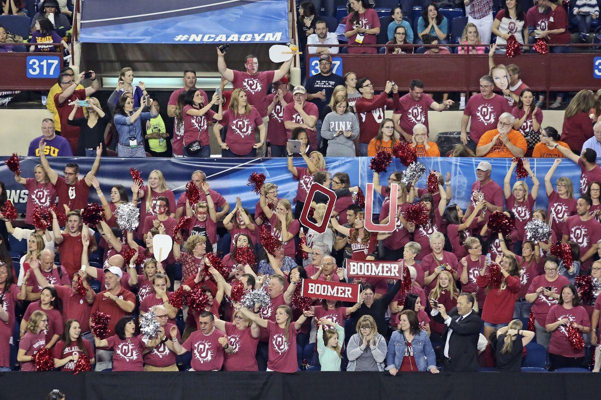 NCAA Gymnastics: Women's Championships